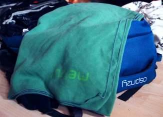 Reisehandtuch Meru Sport Towel
