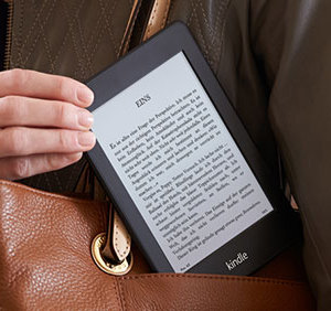 Kindle Paperwhite test