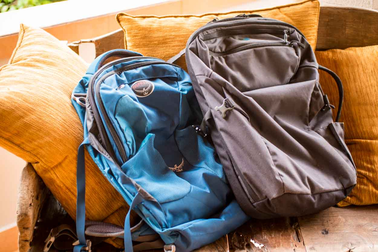 rucksack handgepäck