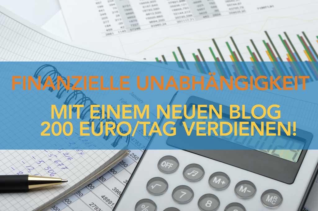 200 euro am tag verdienen