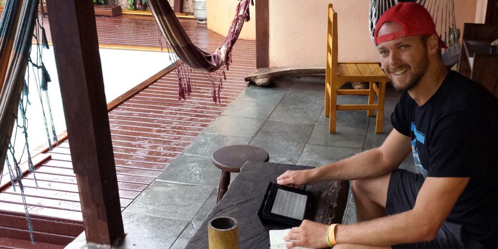 Ortsunabhängiges Arbeiten - Daniel, Brasilien 2014