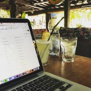 Digitale Nomaden Bali