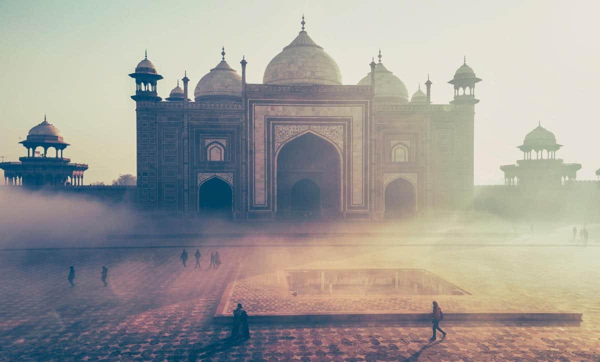 Indien für digitale Nomaden
