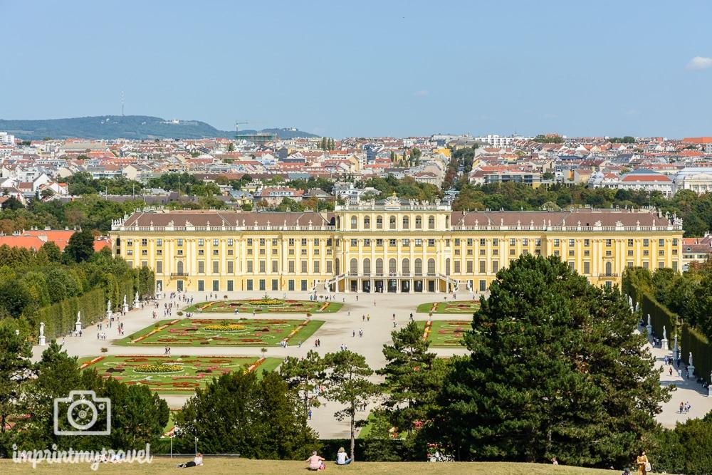 Wien Schoss Schönbrunn