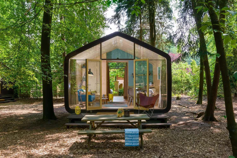 Naturhäuschen.de - Nachhaltige Unterkünfte in den Niederlanden