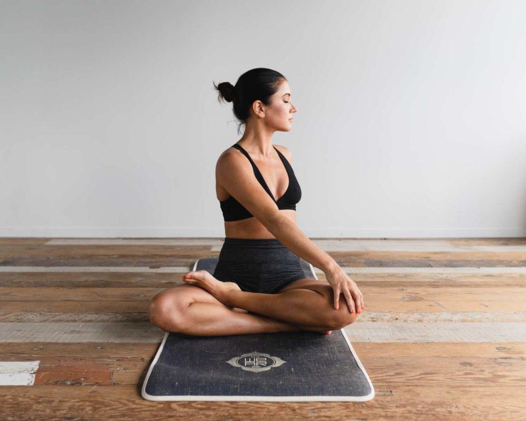 Abendroutine Tipps Yoga