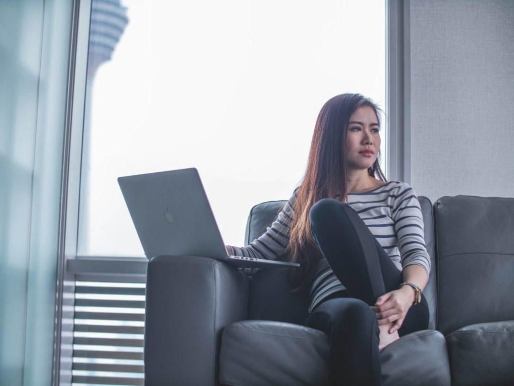 Arbeiten im Home Office - Nachteile