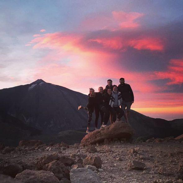 Leben und Arbeiten in Spanien - Teneriffa Teide