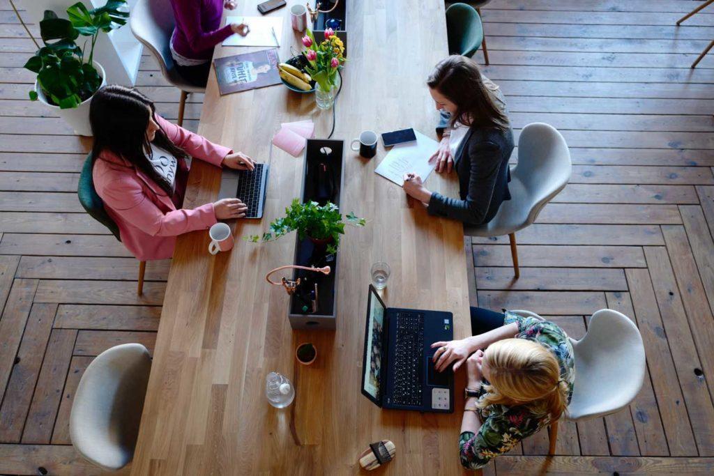 Coworking Spaces Vorteile