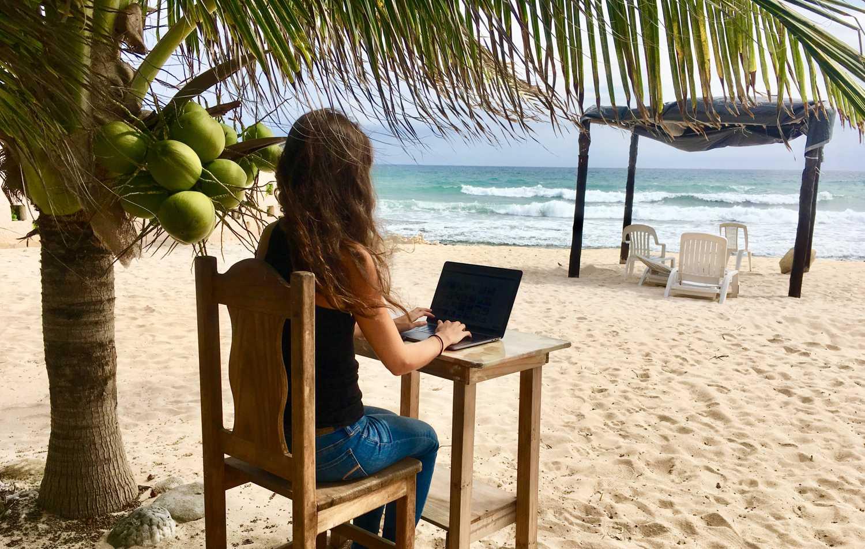 Anna Hettegger - Berufung finden - Online arbeiten